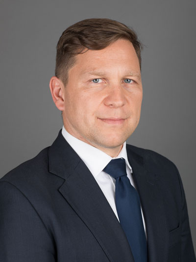 Robert Belis - Head of Life Actuarial and Finance Services Bratislava