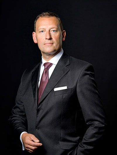 Wolfgang H. Fischer - CEO / Head of Bratislava Branch Office